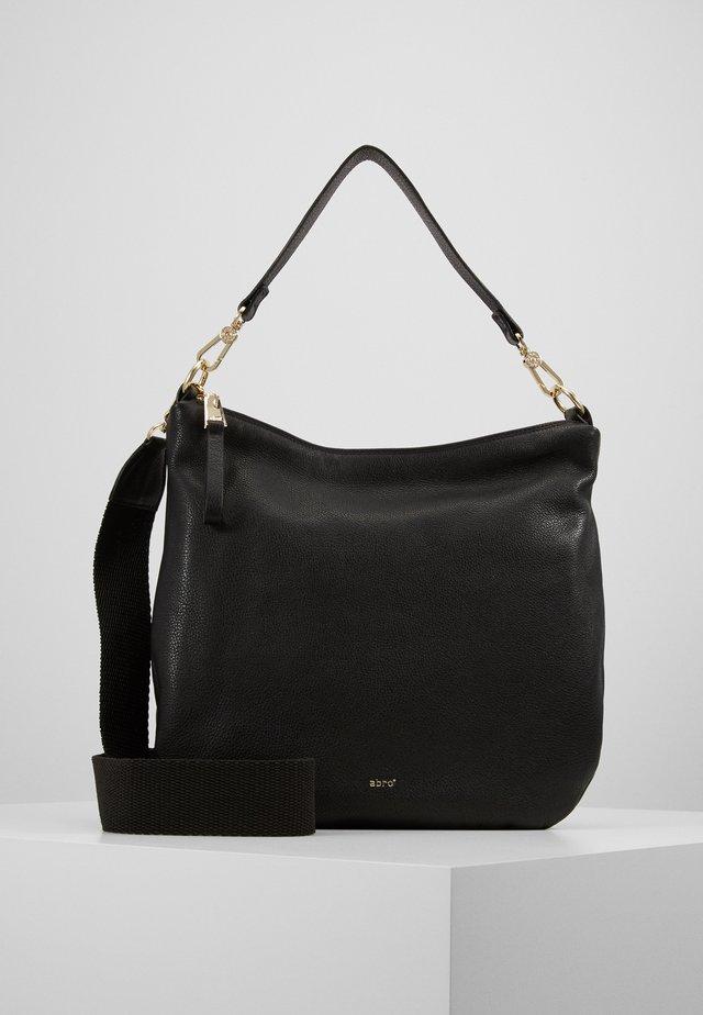 ERNA SMALL - Käsilaukku - black