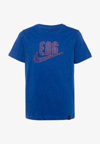 Nike Performance - ENGLAND TEE GROUND - National team wear - sport royal - 0