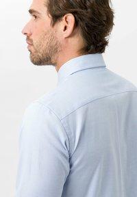 BRAX - STYLE HAROLD - Shirt - bleu - 3