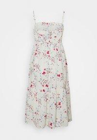 Vero Moda Petite - VMMILA SINGLET CALF DRESS - Kjole - birch/mila - 1