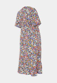 MAMALICIOUS - NURSING DRESS - Vestido informal - navy blazer/small flowers - 1