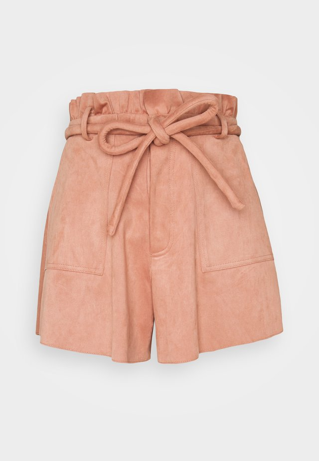 SNATCHED - Shorts - dustyrose