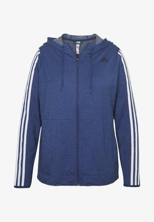 3S HOOD - Zip-up hoodie - tecind