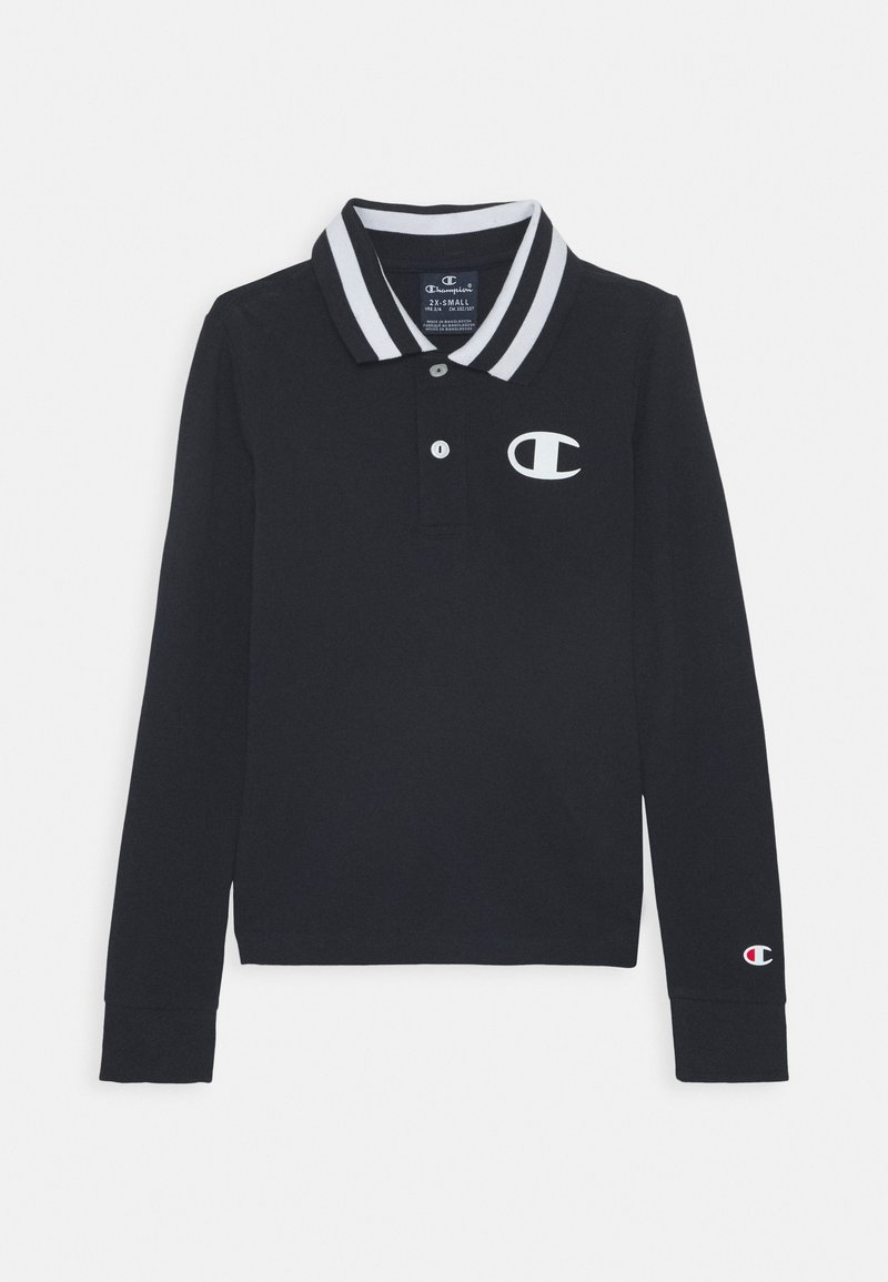 Champion - LEGACY AMERICAN CLASSICS LONG SLEEVE - Longsleeve - dark blue