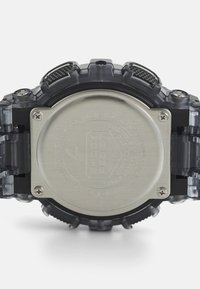 G-SHOCK - BLACK SKELETON GA-110SKE UNISEX - Digital watch - transparent/black - 3