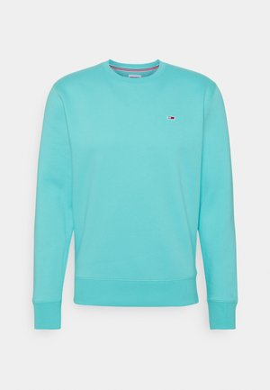REGULAR C NECK - Sweatshirt - chlorine blue