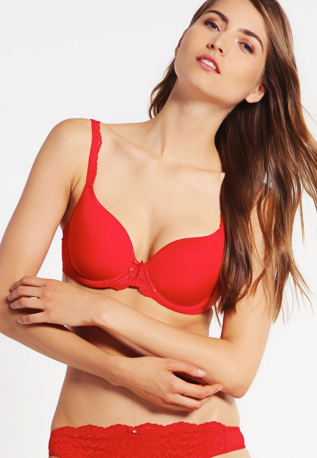 DAILY BRA - Bygel-bh - red