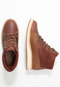 TOMS - MESA - Lace-up ankle boots - brown - 3