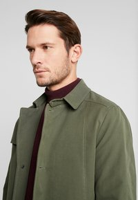 Selected Homme - SLHTIMES COAT  - Trench - forest night - 3