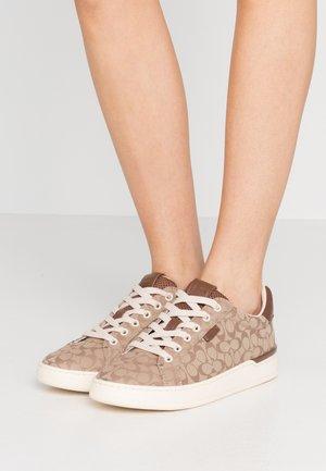 SIG - Sneakersy niskie - khaki