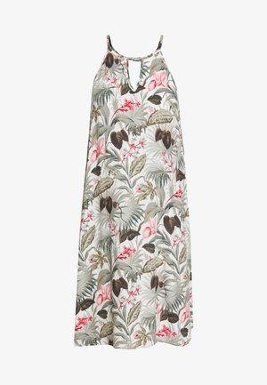 ONLNOVA LIMBO LIFE DRESS - Day dress - cloud dancer/botanic