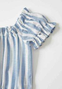 DeFacto - A-snit nederdel/ A-formede nederdele - blue - 2