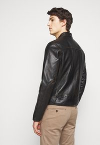JOOP! Jeans - CLEARY - Leather jacket - brown - 2