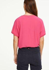 comma casual identity - Basic T-shirt - pink - 2