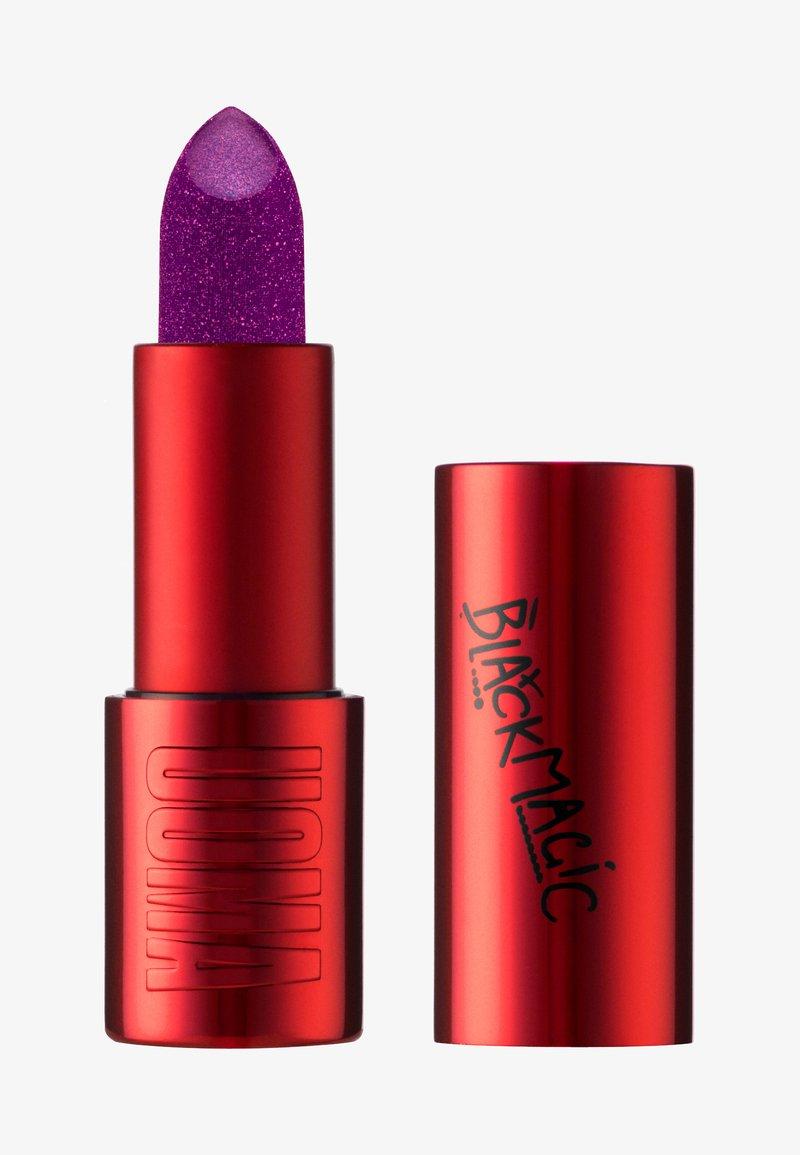 UOMA - BLACK MAGIC METALLIC LIPSTICK - Lipstick - allure