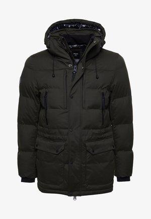 MICROFIBRE EXPEDITION - Winter coat - surplus goods olive