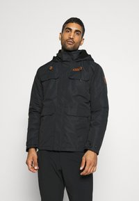 Columbia - SOUTH CANYON LINED JACKET - Outdoor jacket - black - 0