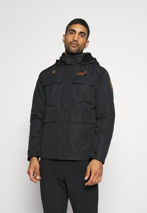 SOUTH CANYON LINED JACKET - Outdoorová bunda - black