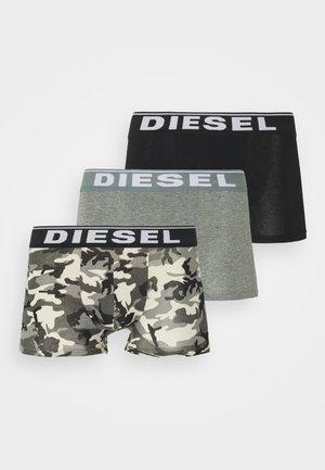 DAMIEN 3 PACK - Pants - grey/black