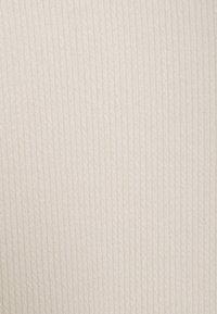 Vero Moda - VMALFIE DROP SHOULDER - Topper langermet - pumice stone - 2