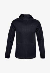 Under Armour - Training jacket - black - 0