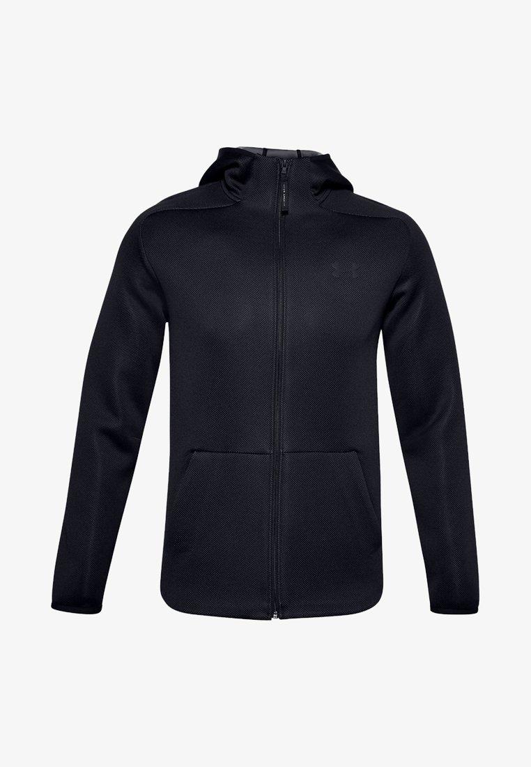 Under Armour - Training jacket - black