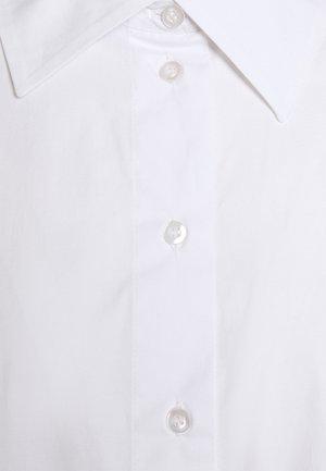 Chemisier - pristine white
