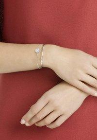 Swarovski - GINGER BANGLE - Bracelet - silver-coloured - 0