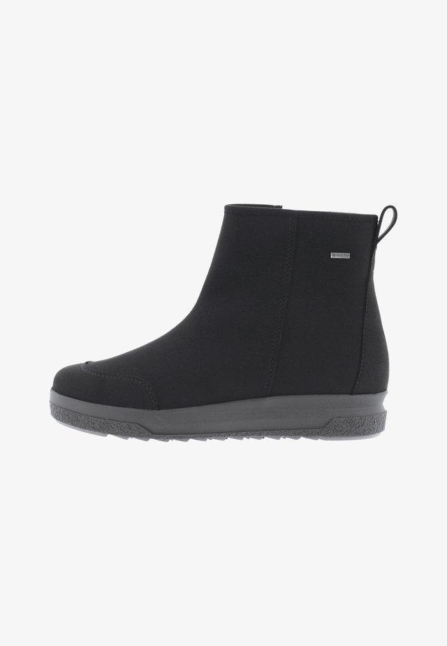 RUSKA - WINTER BOOTS - Vinterstøvler - black