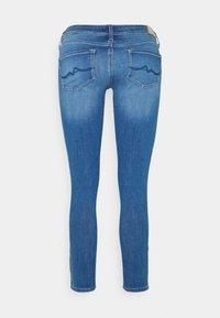 Pepe Jeans - LOLA ZIP - Skinny džíny - denim - 7