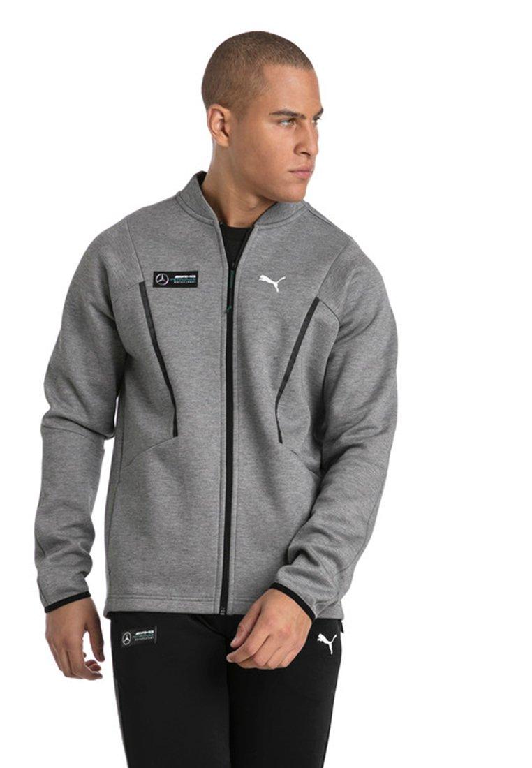 Puma - Zip-up hoodie - grey