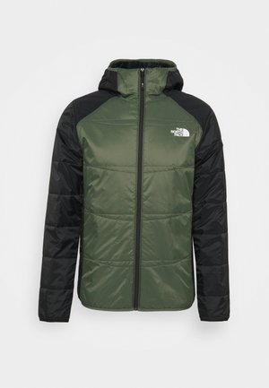 QUEST SYNTHETIC JACKET - Outdoor jacket - thyme/black