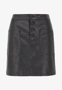BOSS - BISARA - A-line skirt - black - 4