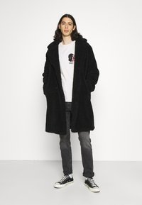Obey Clothing - PARALLELS - Printtipaita - sago - 1