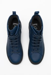 Camper - BRUTUS  - Lace-up ankle boots - medium blue - 3