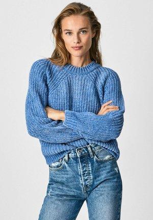 LISA - Maglione - lt thames blau