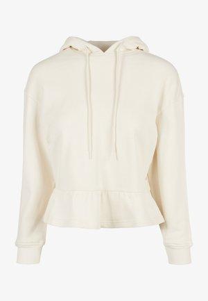 Jersey con capucha - whitesand