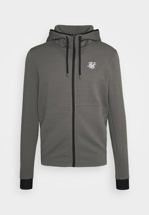 Training jacket - smoked grey