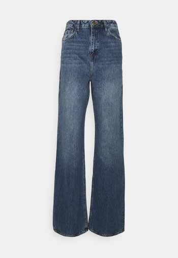 Jeans relaxed fit - mid auth