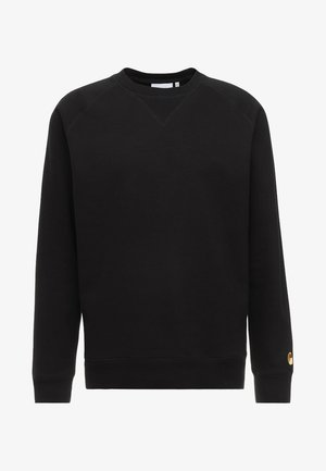 CHASE  - Sweatshirt - black/gold