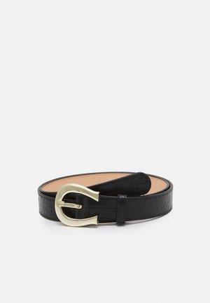 CALLA - Belt - black