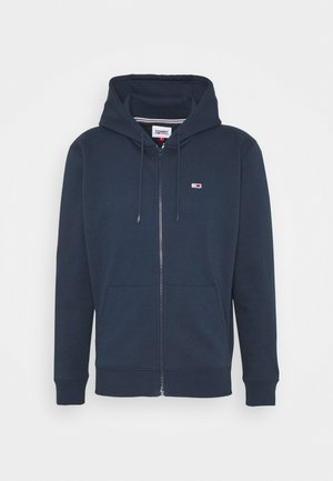 REGULAR ZIP HOOD - Sweatjakke /Træningstrøjer - twilight navy