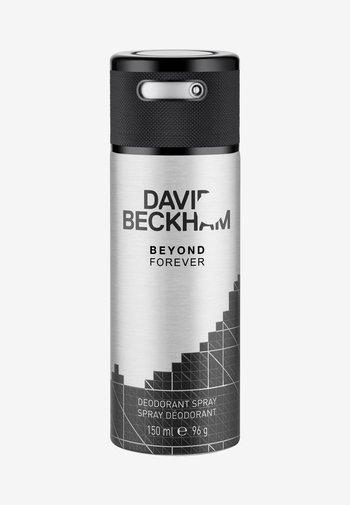 DAVID BECKHAM BEYOND FOREVER DEO SPRAY - Deodorant - -