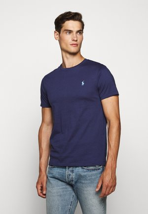 T-shirt - bas - boathouse navy