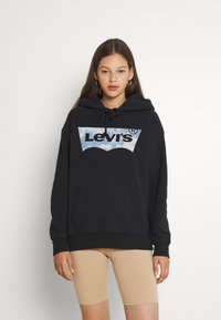 Levi's® - GRAPHIC STANDARD HOODIE - Sweat à capuche - black - 0