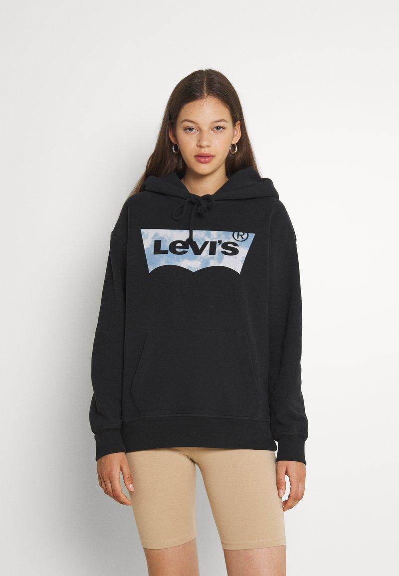 Levi's® - GRAPHIC STANDARD HOODIE - Sweat à capuche - black