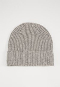 Repeat - Beanie - light grey - 0