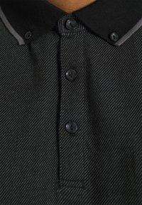 Johnny Bigg - TIPPED - Polo shirt - black - 4