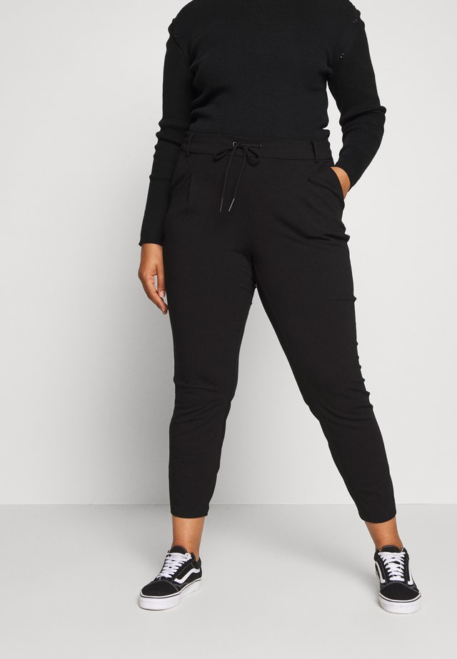 JRAMAJA ANKLE PANTS  NOOS - Trousers - black