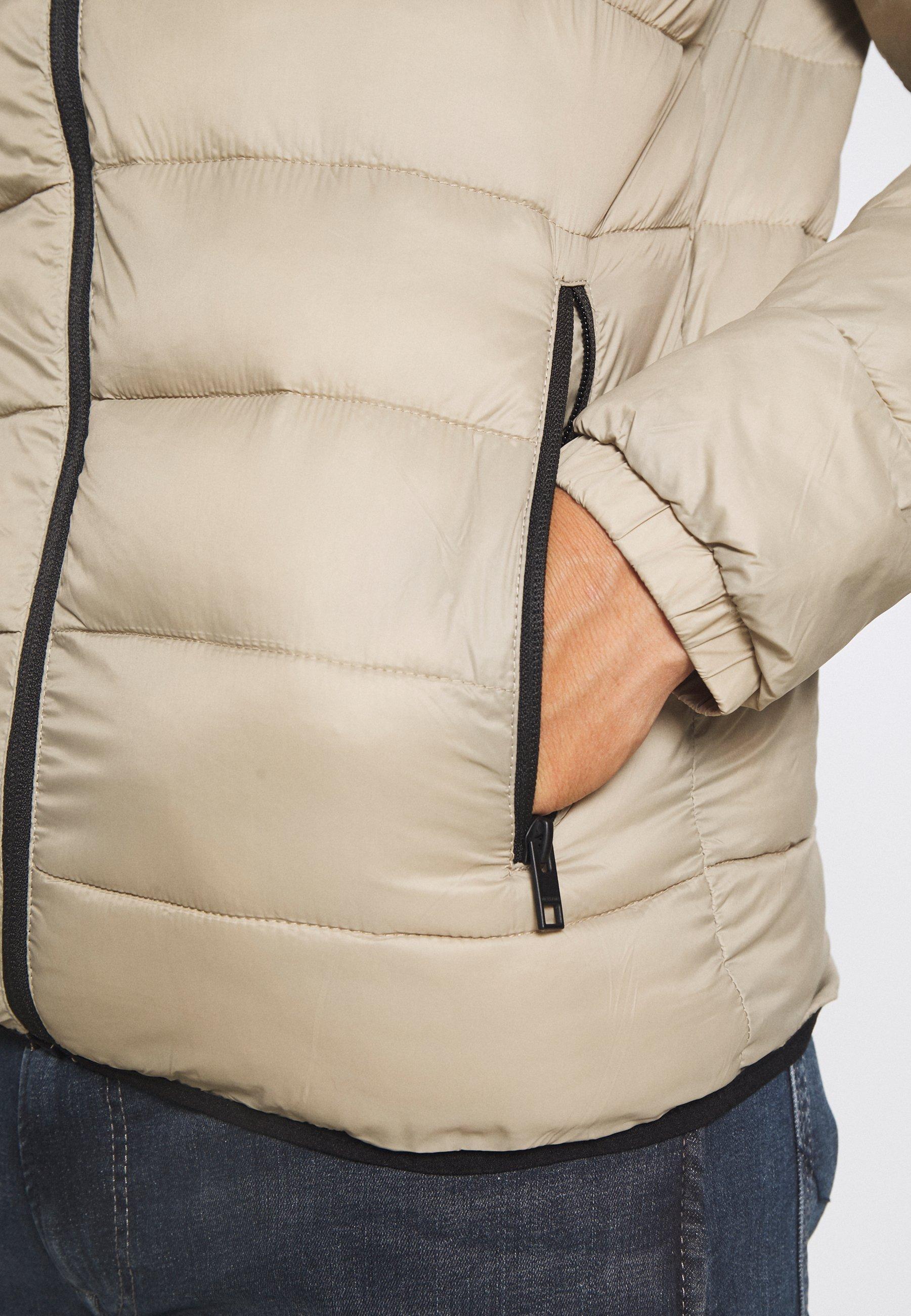 Men JJVINCENT PUFFER HOOD - Light jacket